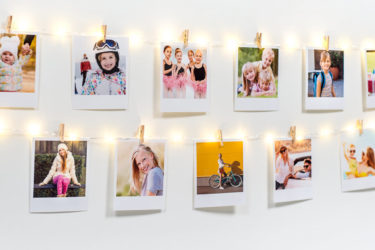 Ideas fáciles para decorar tus fotos