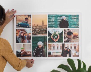 Lienzo Collage