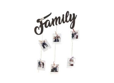 Marco Familia  Cuerda y Ganchos