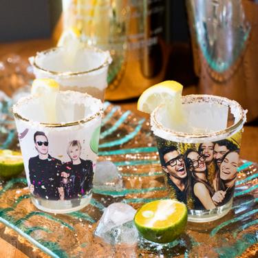 copas de shots personalizado